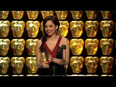 Georgina Campbell wins BAFTA for Leading Actress - The British Academy Television Awards 2015 - BBC