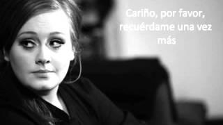 Adele - Don't you remember (Subtitulado español)