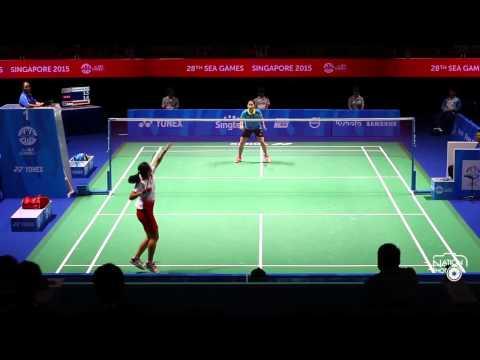 รัชนก อินทนนท์ ชนะ Liang Xiaoyu 2-0