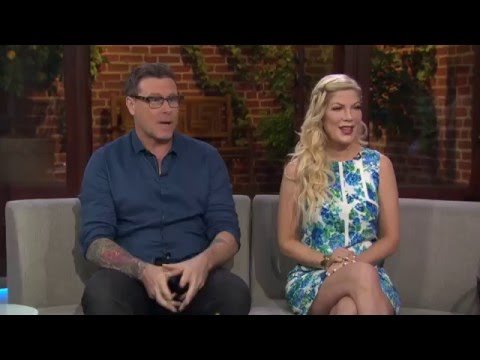 Tori Spelling & Dean McDermott to talk about new cooking  'Spring Picnic'