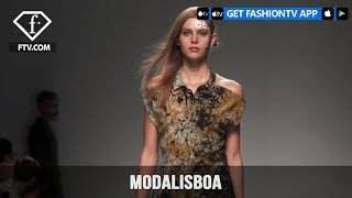 Modalisboa - Lisboa Fashion Week Spring/Summer 2018 pt 4 | FashionTV