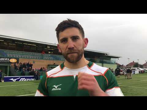 Ealing Trailfinders 45-20 Nottingham: Post Match Reaction