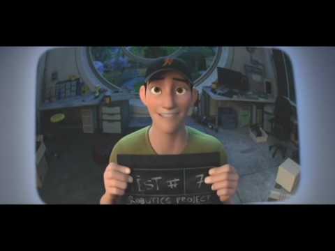 """Big Hero 6 - """"Tadashi is Here"""" (Nemo's Theme)"""