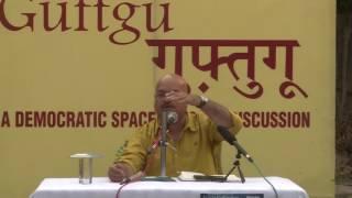 RASHTRAVAD AUR CHUNAO -  NATIONALISM & ELECTIONS by Prof Abhay Kr Dubey 2017 Video