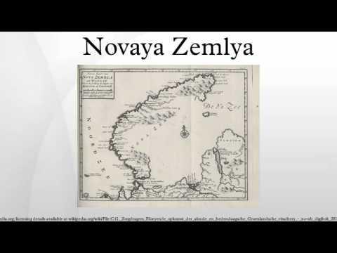 Novaya Zemlya