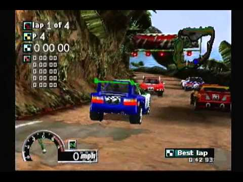 Rally Cross (PS1)