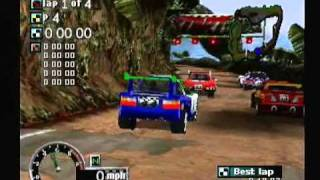 Rally Cross (PS1)