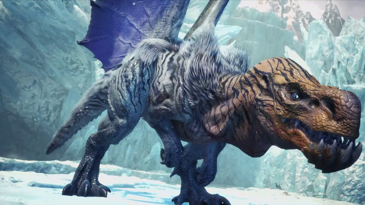 PS4《Monster Hunter World: Iceborne》宣傳影像#3