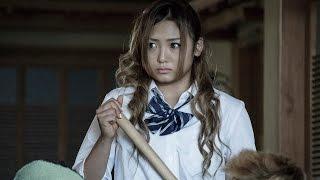 映画『Zアイランド』において女子高生セイラを演じ、キレキレのアクショ...