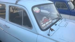 Выставка ретроавтомобилей в Чебоксарах ч.2