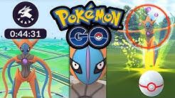 Deoxys Angriffsform mit nur einem Despotar | Pokémon GO Deutsch #836