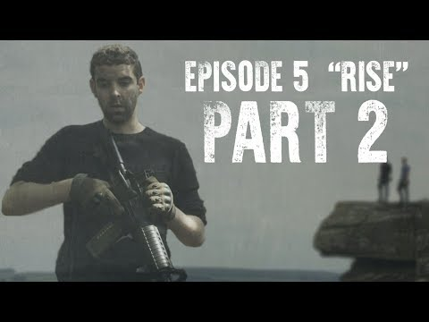 "Mad World episode 5 ""Rise"" part 2. Post Apocalyptic web-series."
