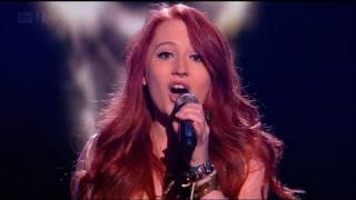 Janet Devlin goes all Jackson 5 - The X Factor 2011 Live Show 5 - itv.com/xfactor