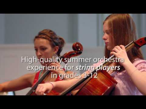 Summer Camps - MacPhail String Orchestra Camp