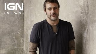 Jeffrey Dean Morgan Cast as Negan on The Walking Dead - IGN News