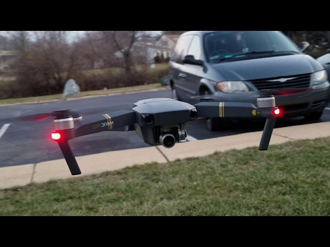 Why Haven't  I Flown My DJI Mavic? Father Time, Mother Nature, and the Law