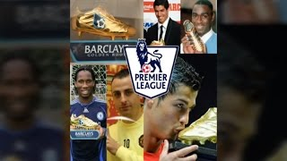 ALL THE PREMIER LEAGUE GOLDEN BOOT WINNERS 1992-2017 EPL MUST SEE