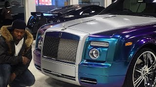 50 Cent Car Collection 2018 - Millionaire Lifestyle