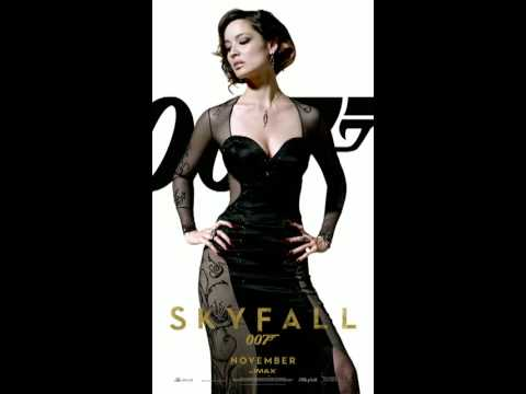 Quot 007 Opera 231 227 O Skyfall Quot Moving Posters Severine Youtube