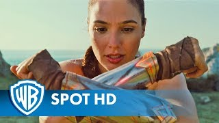 WONDER WOMAN -  Spot #1 Deutsch HD German (2017)