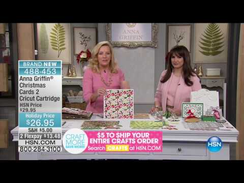 HSN | Anna Griffin Elegant Paper Crafting 10.05.2016 - 11 AM