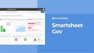 Smartsheet Gov Tour