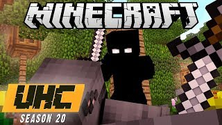 TAKING ON THE COMPETITION! - The Cube Minecraft UHC Season 20 - Ep.4