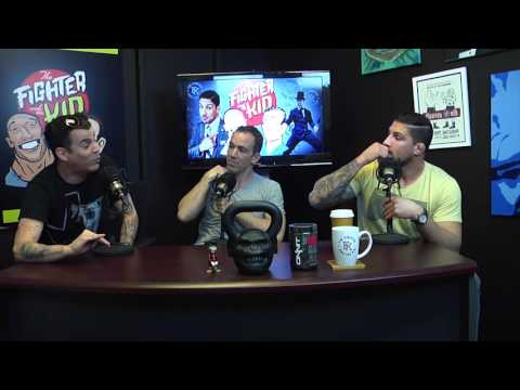 The Fighter and The Kid - Episode 124: Steve-O