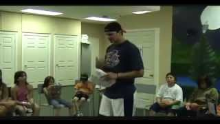 GEN7 Messenger Joshua Sacobie speaks to youth part 1
