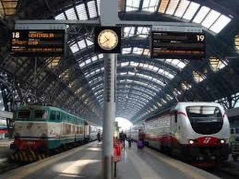 treno 885 milano siragusa  3 agosto 2014