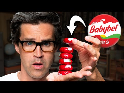 Babybel Cheese Olympics