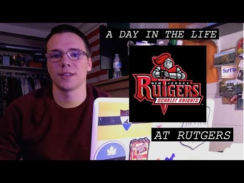 A Day In My Life at Rutgers University