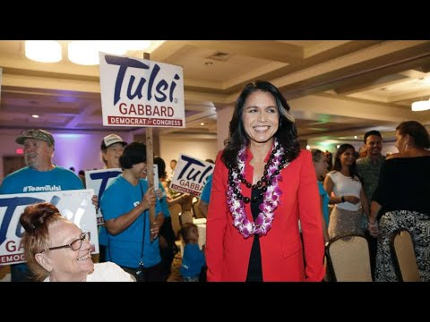 *NEW* Tulsi Introduces Res. To Extend Civil Rights Protections To LGBTQ+ Community