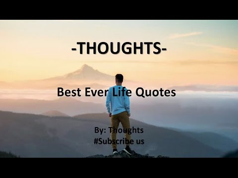 Life Inspiration Quotes Video 2017 │Thoughts