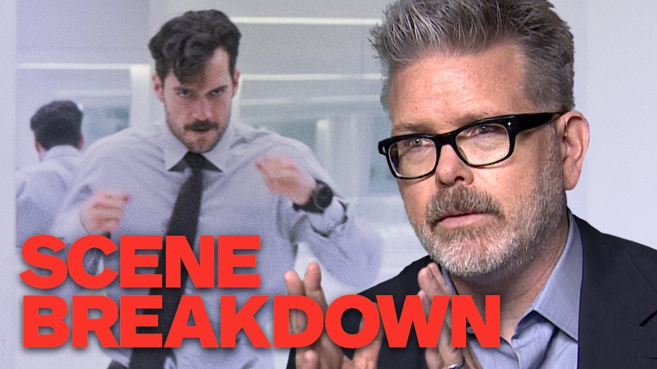 Christopher McQuarrie Breaks Down Mission: Impossible - Fallout's Bathroom Scene - IGN on CineF