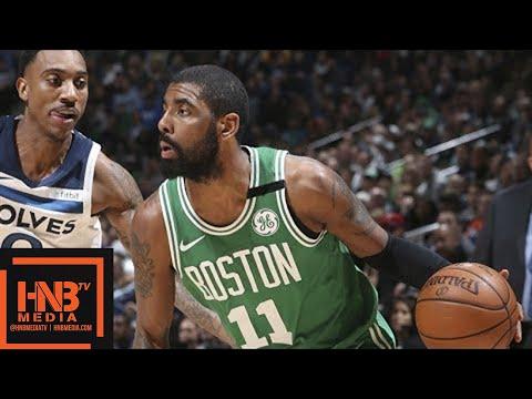 Boston Celtics vs Minnesota Timberwolves Full Game Highlights / March 8 / 2017-18 NBA Season