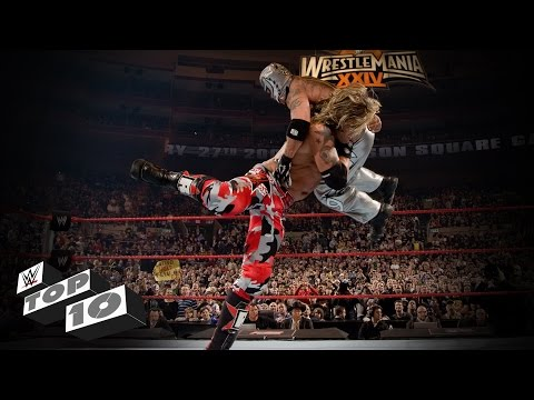 Amazing Mid-Air Finishers: WWE Top 10