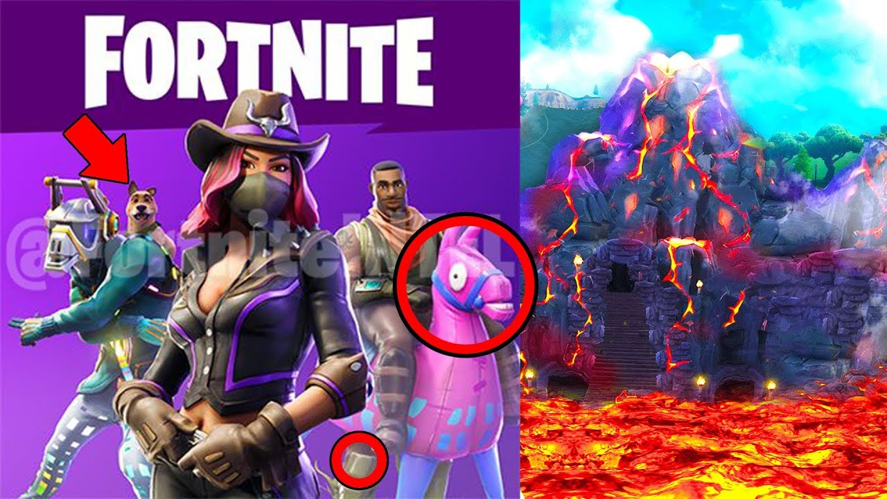 fortnite season 6 leaked! season 6 skins, halloween skins, pets in