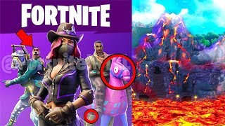 FORTNITE SEASON 6 LEAKED! Season 6 Skins, Halloween Skins, Pets in Fortnite & More!