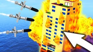 🔥 ROBLOX [#84] WIR ESCAPE AUS DEM BURNING SKYSCRAPER!
