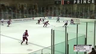 Recap: Men's Ice Hockey at Princeton
