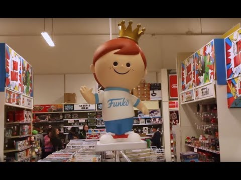 Funko At The Toys