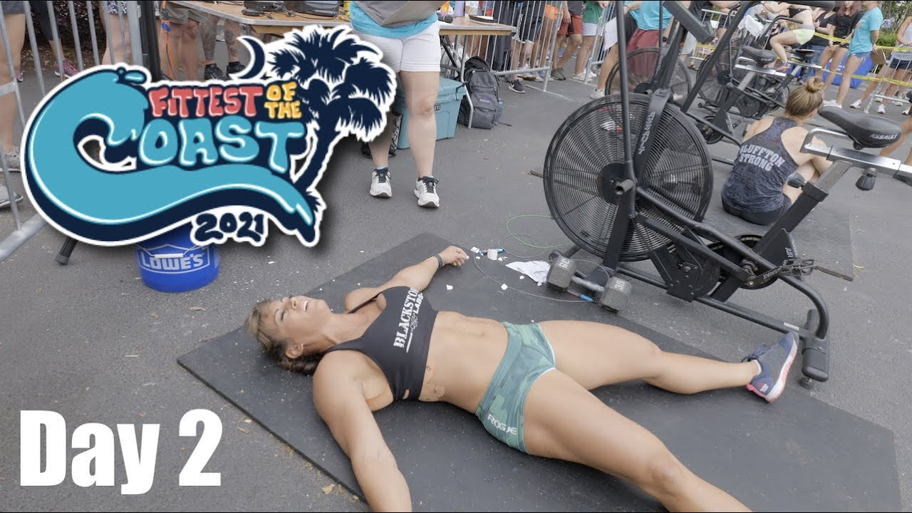 Fittest of the Coast 2021 - CrossFit Competition (Day 2)