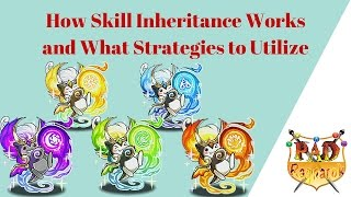 How Skill Inheritance Works & Team Building Ideas with Tans