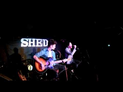 Alun Davies Live At The Shed