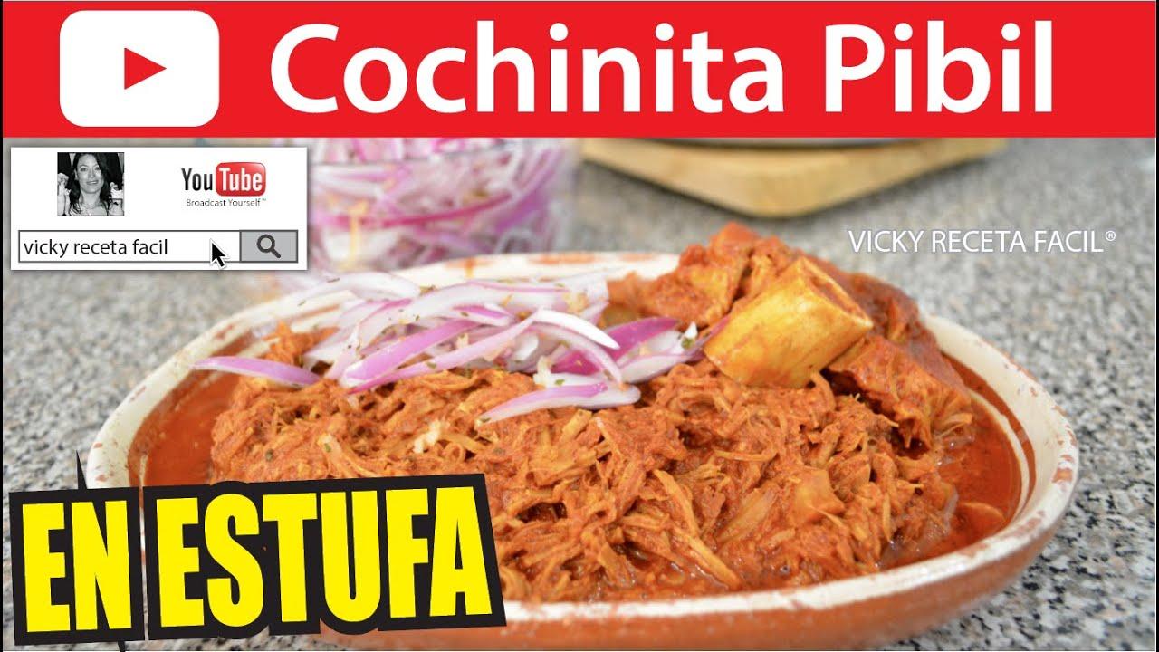 como preparar cochinita pibil