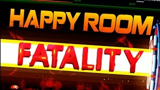 ABSOLUTE FATALITY - Happy Room - Infinite Damage - Let s Play Happy Room Gameplay