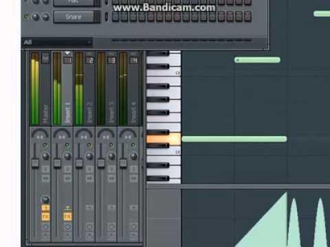 Bandicam Music Step dubstep