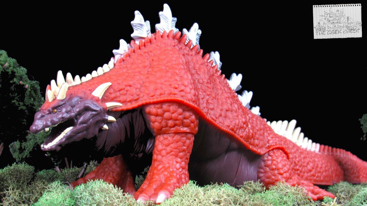 Godzilla Singular Point Movie Monster Series Godzilla Amphibia - Netflix Kaiju Vinyl Figure Review