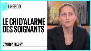 Le cri d'alarme des soignants - Cynthia Fleury - C l'hebdo - 21/03/2020